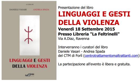 Presentazione LEGDV Ravenna